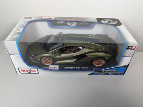 1:18 Lamborghini Sian FKP 37 Special Edition by Maisto