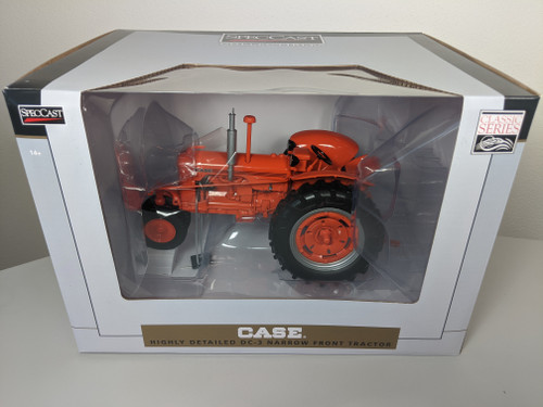 1:16 Case DC-3 Tractor with Narrow Front