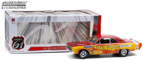 1:18 Highway 61 - 1:18 1969 Dodge Dart 340 - Swinger - Car Craft Project Car