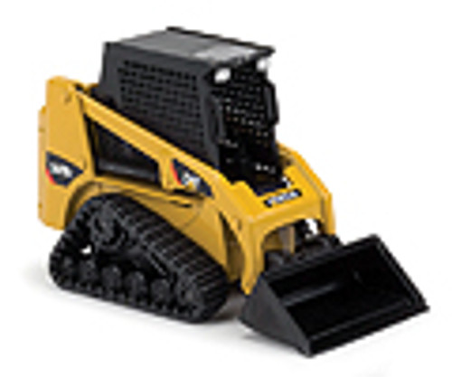 1:32 Cat 247B3 Multi Terrain Track Loader with work tools
