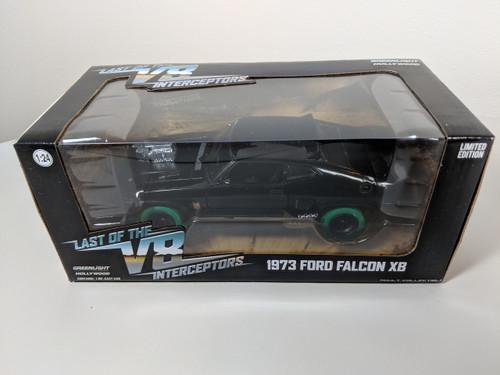 1:24 Last of the V8 Interceptors (1979) - 1973 Ford Falcon XB Green Machine