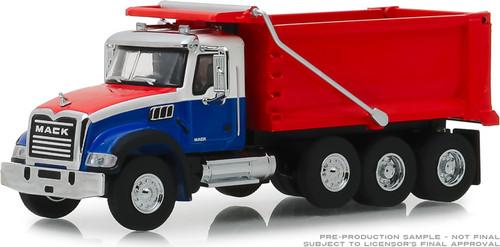 1:64 S.D. Trucks Series 6 - 2019 Mack Granite Dump Truck