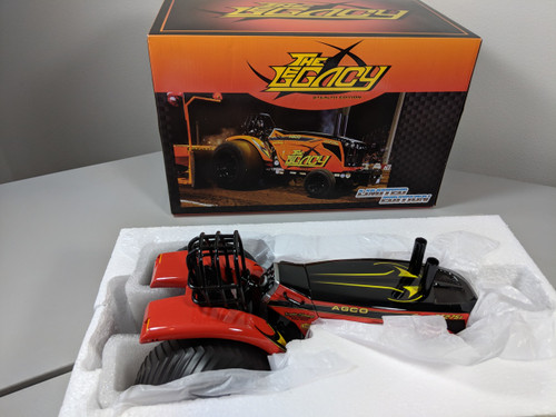 1:16 AGCO Legacy DT275B Stealth Edition Super Stock Pulling Tractor