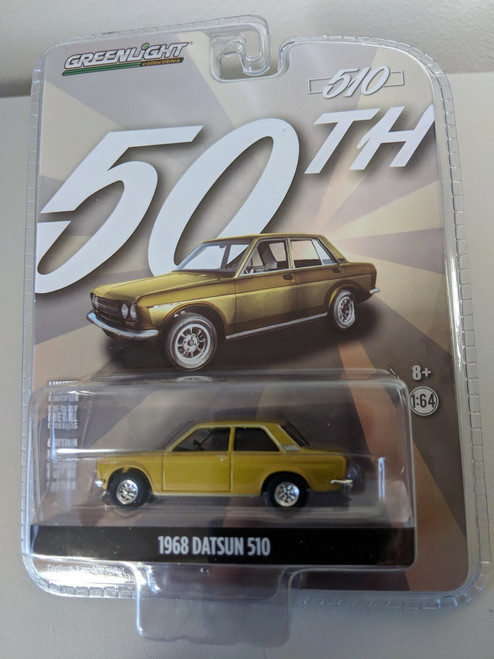 1:64 Anniversary Collection Series 7 - 1968 Datsun 510 50 Years