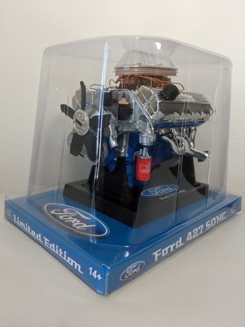 1:6 Ford 427 SOHC V8 Engine Replica