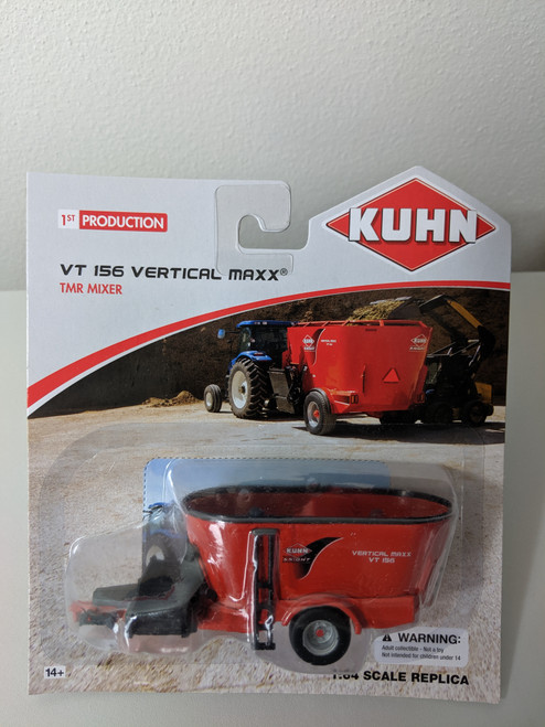1:64 Kuhn Knight VT 156 Vertical Maxx TMR Mixer
