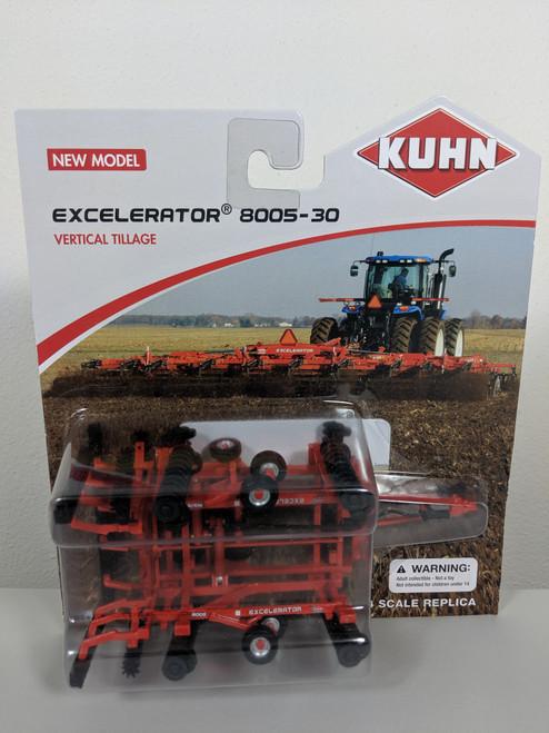 1:64 Kuhn Excelerator 8005-30 Vertical Tillage