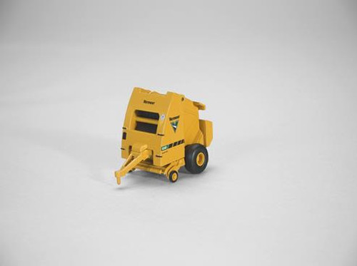 1:64 Vermeer 604R Signature Round Baler with Bale By SpecCast