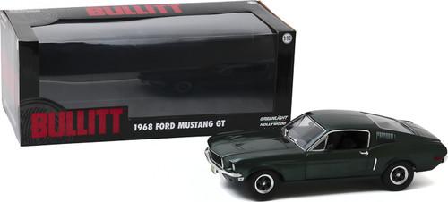 1:18 Bullitt (1968) - 1968 Ford Mustang GT Fastback