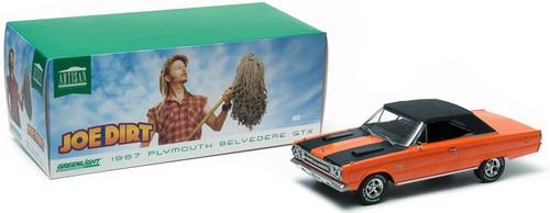 1:18 Artisan Collection - Joe Dirt (2001) - 1967 Plymouth Belvedere GTX Convertible