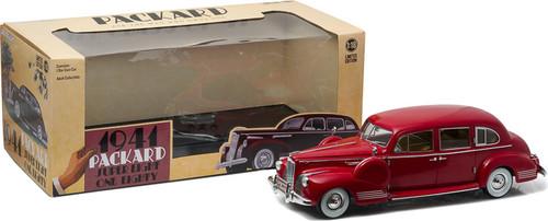 1:18 1941 Packard Super Eight One-Eighty - Laguna Maroon