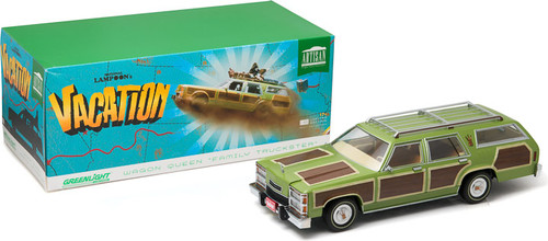 """1:18 Artisan Collection - National Lampoon's Vacation (1983) - 1979 Family Truckster """"Wagon Queen"""""""