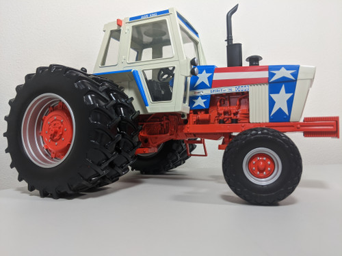 1:16  Case 1570 Spirit of '76 Agri King tractor, Toy Tractor Times Edition