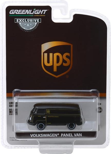 1:64 Volkswagen Type 2 Panel Van - United Parcel Service (UPS) (Hobby Exclusive)