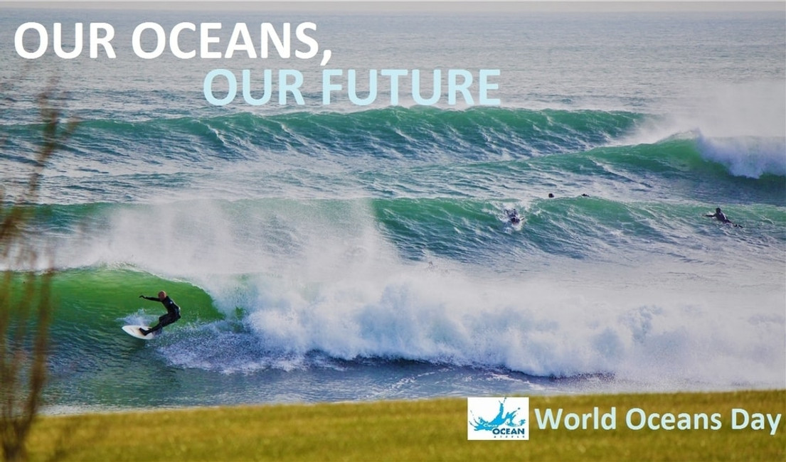 World Oceans Day: Monday, June 8, 2020