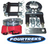 Fourtreks Mounting Brackets for Pull Pal