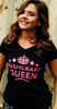 Bushcraft Queen V Neck T-shirt