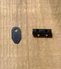 DIY Firesteel Necklace Kit (Black)