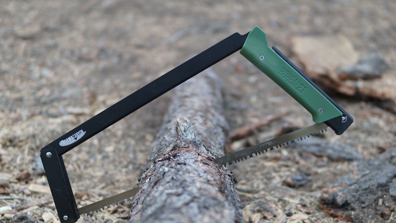 Agawa Canyon - BOREAL21 Folding Bow Saw