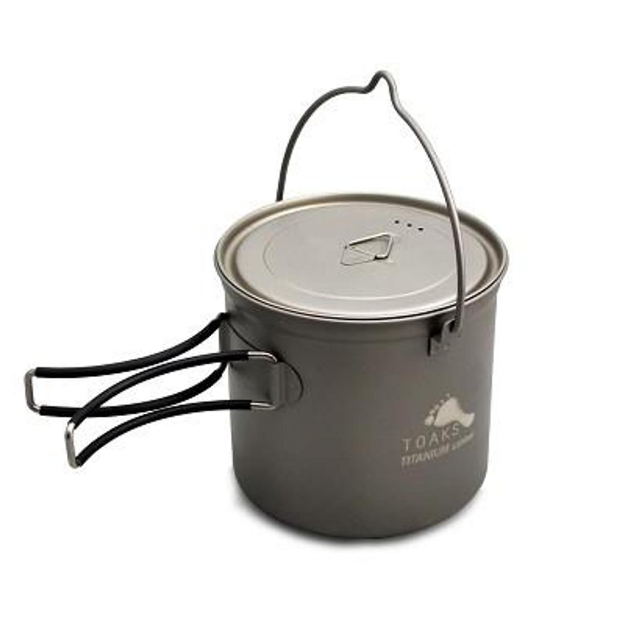 TOAKS Titanium 1100 ml pot with Bail