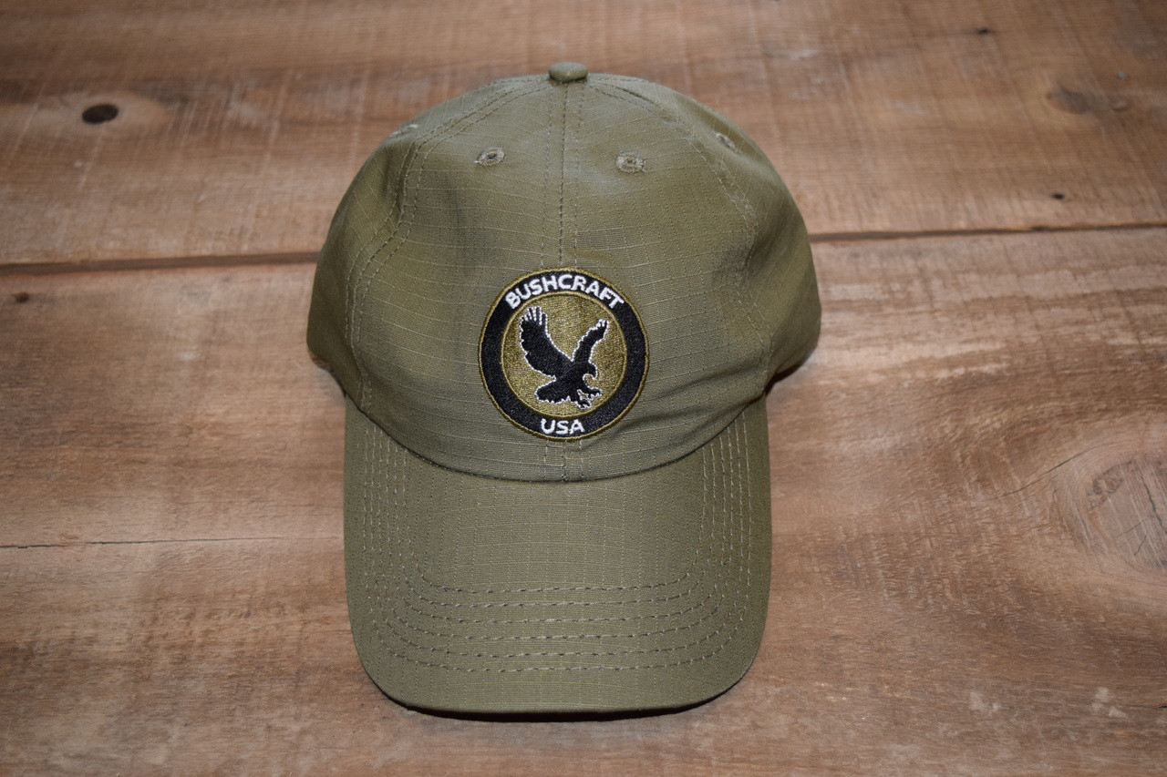Bushcraft USA Ripstop Cap