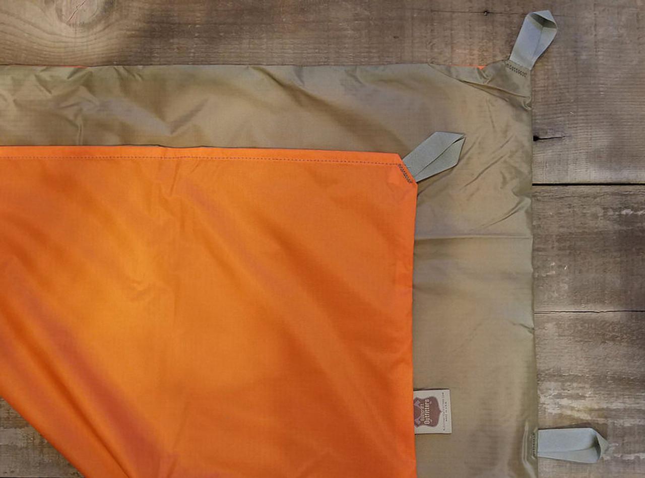KoreTemp Signal Sack - Coyote & Orange