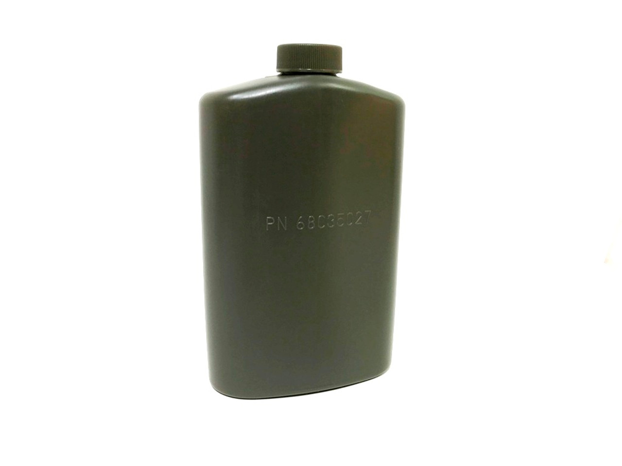 Pilot Flask with Neck Pouch