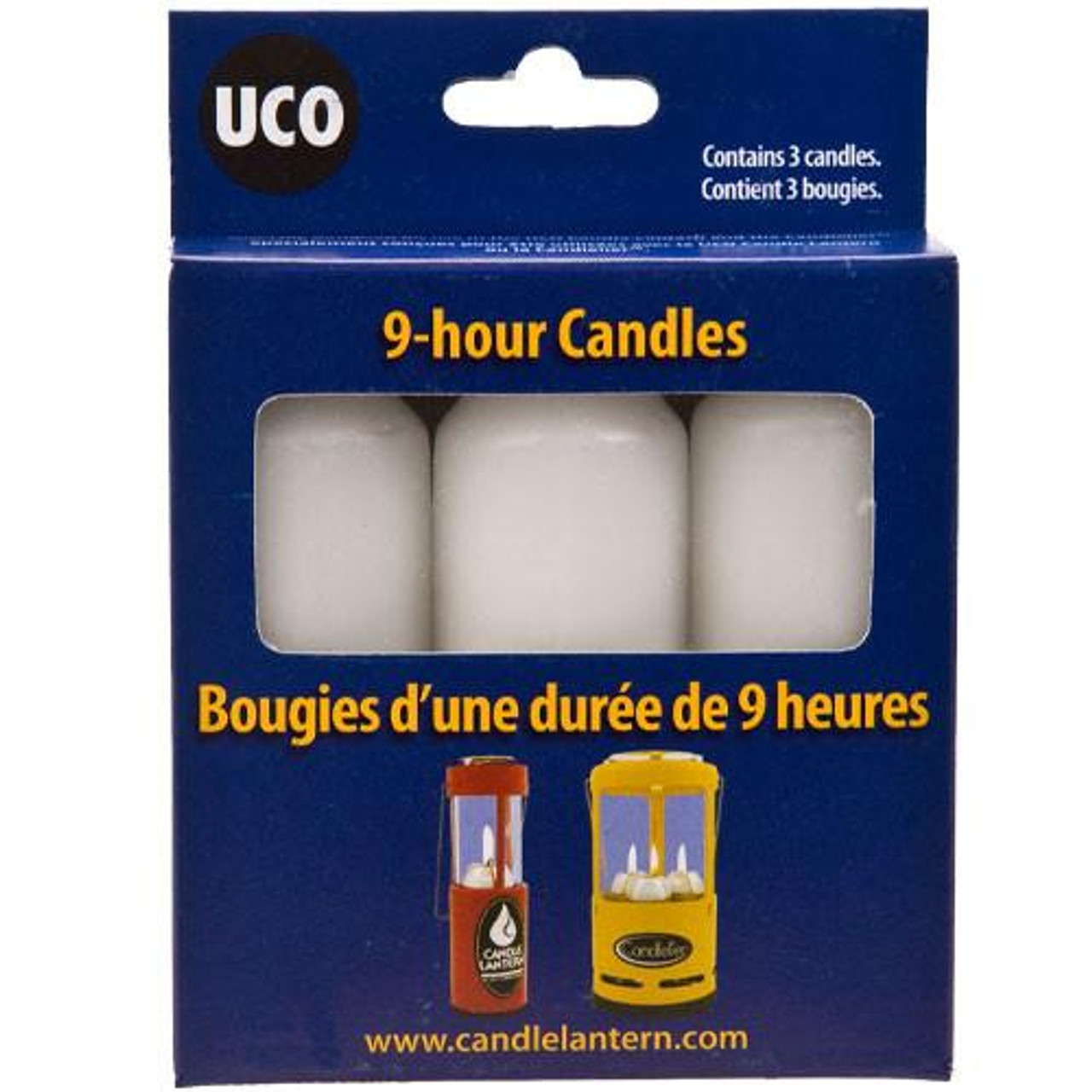 UCO 9 Hour Candles