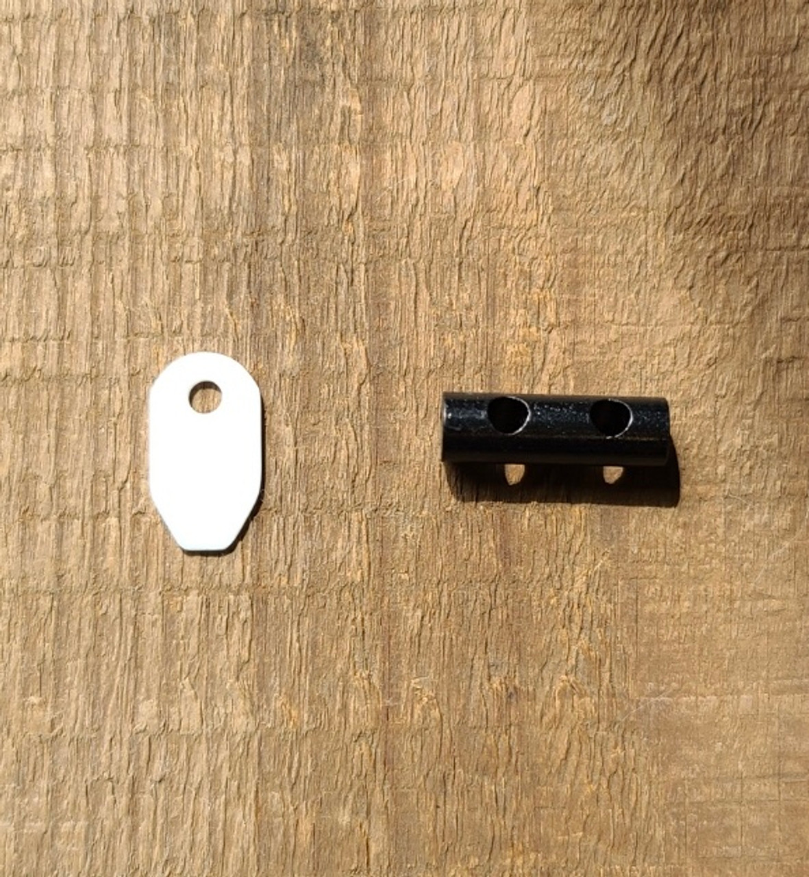 DIY Firesteel Necklace Kit (White)