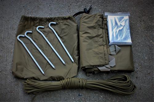 Economy Emergency Shelter Kit