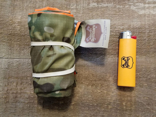 KoreTemp Signal Sack - Multicam & Orange