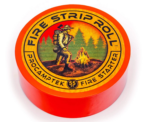 Fire Strip Roll