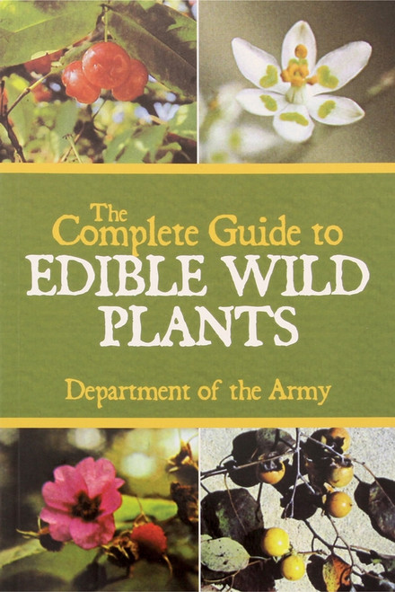 Complete Guide to Edible Plants