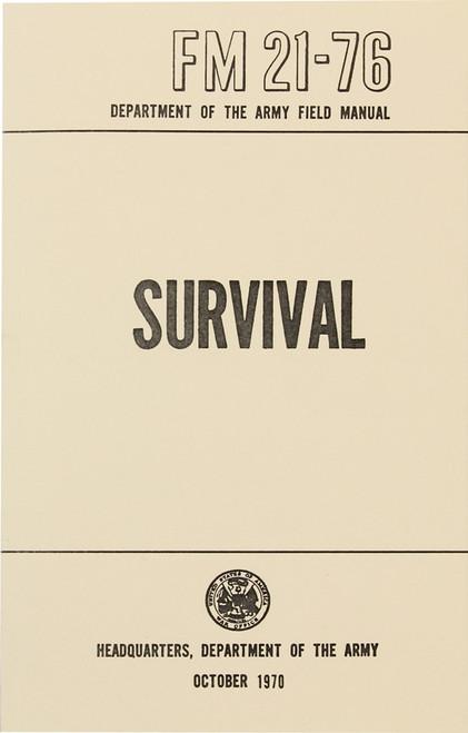 Survival FM 21-76