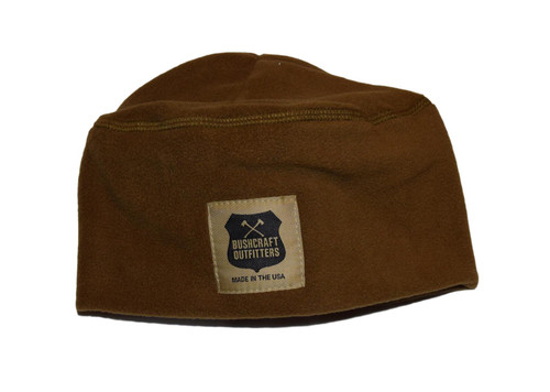 Bushcraft Outfitters Fleece Hat (Coyote)
