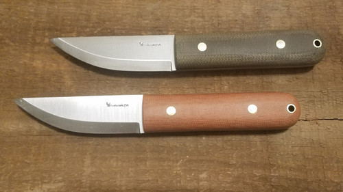 Bushcraft USA Knife (Full Handle)