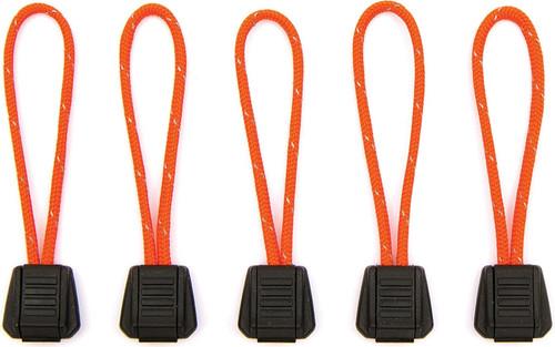 Tinderzip Zipper Pull (Orange)