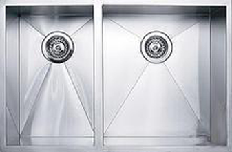 Ukinox DS400 60/40 Sink