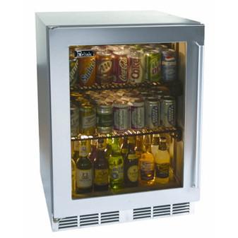 Perlick Signature Series 24 Inch Refrigerator, Gen 1 (HP24RS3L)
