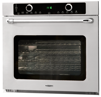 Capital Maestro Series 30 Inch Single Electric Wall Oven MWOV301ES - Front View