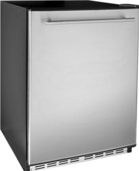 Aficionado 24 Inch Compact Refrigerator C111 - Front Angle View