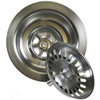 Ukinox 3.5 Inch Kitchen Sink Strainer