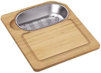 Ukinox Cutting Board and Colander Set CC750HW