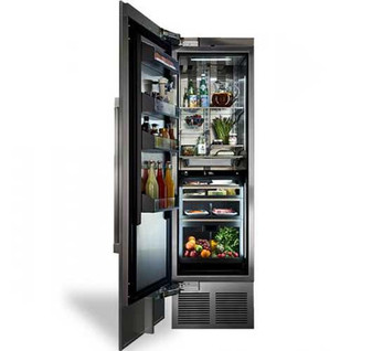 Perlick 24 Inch Panel Ready Column Refrigerator CR24R-1