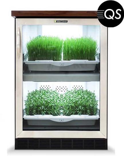 Urban Cultivator 24 Inch Residential Hydroponic Refrigerator (UCR-C)