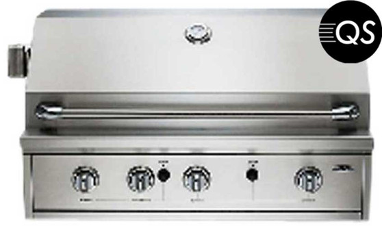 Capital Professional Series 36 Inch Built-In Grill PRO36RBI