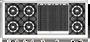 Capital Culinarian Series 60 Inch Cooktop CGRT604BB2N - Burner Configuration