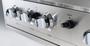 Capital Professional Series 32 Inch Built-In Grill PRO32BI, Controls Detail