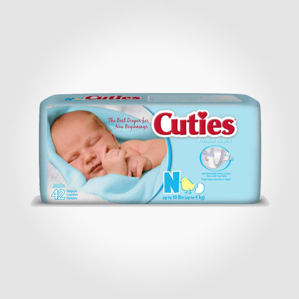 Cuties Size Newborn