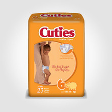 Cuties Size 6